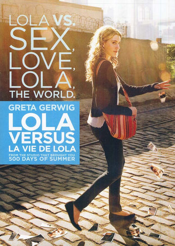 Lola Versus (La Vie De Lola) DVD Movie