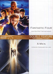 Fantastic Four (Les Quatre Fantastiques) / X-Men (Version Francaise Incluse)