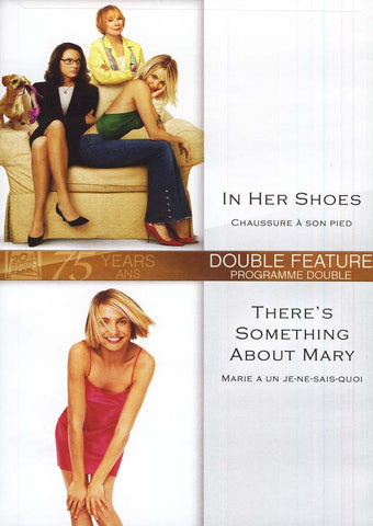 In Her Shoes (Chaussure A Son Pied) / There's Something About Mary (Marie A Un Je Ne Sais Quoi) DVD Movie