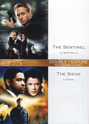 The Sentinel (La Sentinelle) / The Siege (Le Siege) DVD Movie