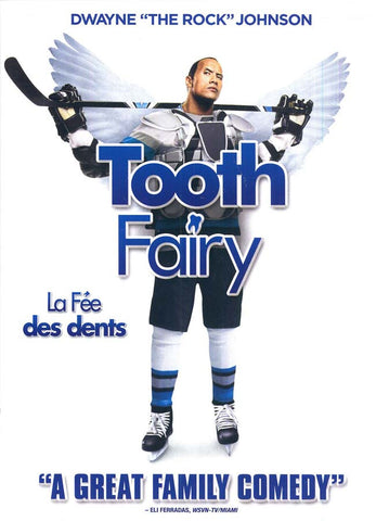 Tooth Fairy (La Fee Des Dents) DVD Movie