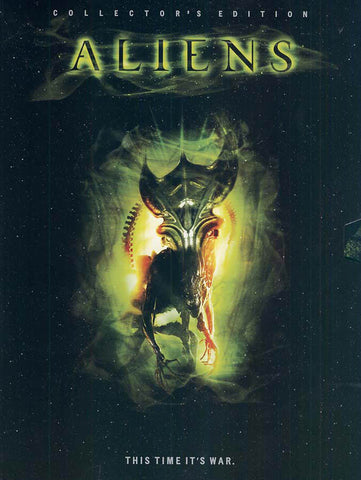 Aliens (Two-Disc Collector s Edition) (Bilingual) DVD Movie
