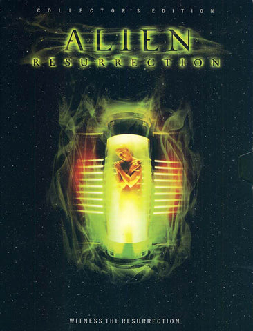 Alien Resurrection (Collector s Edition) (Bilingual) DVD Movie