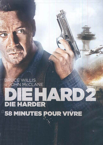 Die Hard 2 (58 Minutes Pour Vivre) DVD Movie