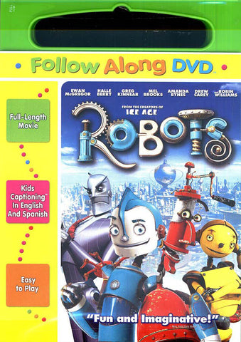 Robots - (Full-Screen Follow along DVD) DVD Movie