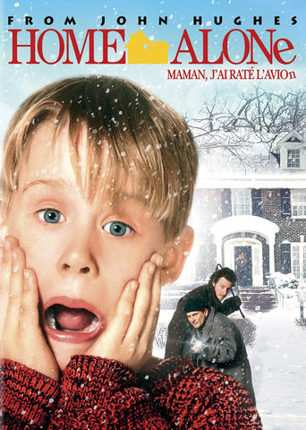 Home Alone (Maman, Jai Rate L Avion)(bilingual) DVD Movie