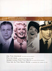 On The Avenue/Something For The Boys/Pin Up Girl/You re In The Navy Now (Fox Studio Classics) (Bilin