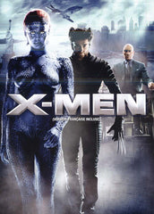 X-Men (Widescreen Edition New Black Cover)(Bilingual)