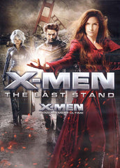 X-Men 3 - The Last Stand (Widescreen)(New Black Cover)(Bilingual)