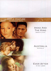 Anna and the King / Australia / Ever After (Fox Triple Feature) (boxset)