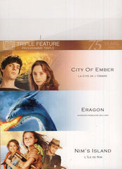 City Of Ember / Eragon / Nim s Island (Triple Feature) (Boxset) (Bilingual)