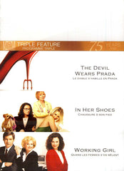 The Devil Wears Prada/In HerShoes/Working Girl (Fox Triple Feature)(Boxset)