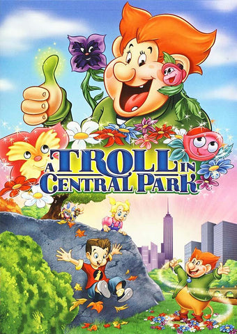 A Troll in Central Park (New Packaging) DVD Movie