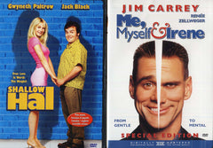Shallow Hal/Me, Myself & Irene (double feature)(Boxset)