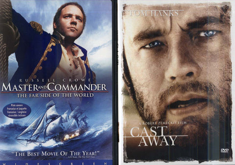 Cast Away/Master And Commander (Double Feature)(boxset) DVD Movie