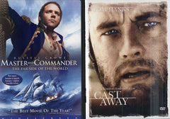 Cast Away/Master And Commander (Double Feature)(boxset)