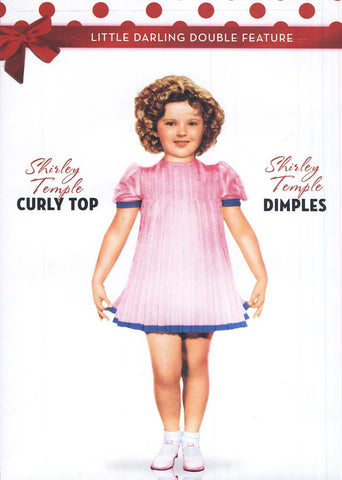 Curly Top/Dimples (Double Feature)(Shirley Temple) DVD Movie
