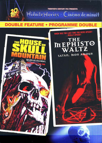 House On Skull Mountain/Mephis (D.F) DVD Movie