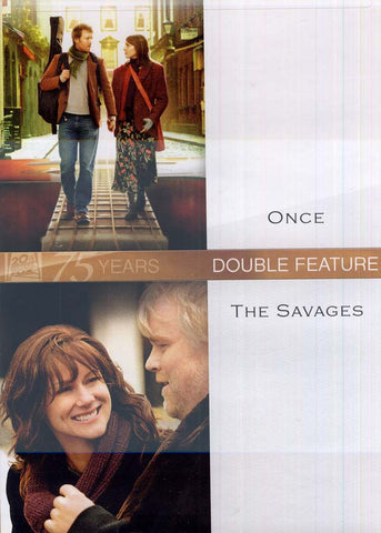 Once / Savages (Double Feature) DVD Movie