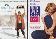 Never Been Kissed / Say Anything (Double Feature) (Boxset)