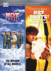 Hot Shots! Parts 1 & Deux (Double Feature) (Bilingual)