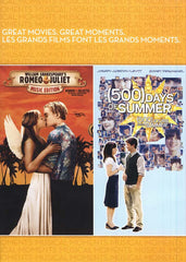 Romeo & Juliet / (500) Days of Summer (Double Feature)(Boxset) (Bilingual)