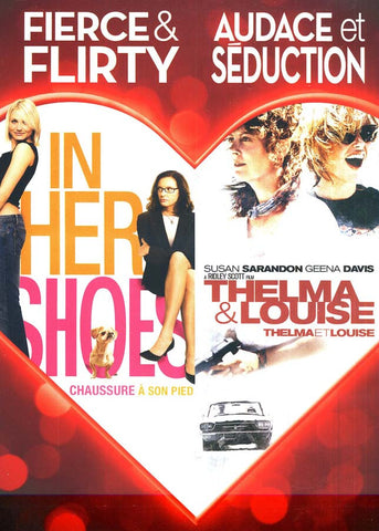 Thelma and Louise / In Her Shoes (Fierce And Flirty) (Bilingual) DVD Movie