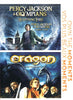 Percy Jackson and the Oympians - The Lighting Thief / Eragon (Bilingual) DVD Movie