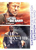 Live Free Die Hard/ Man On Fire (Bilingual) DVD Movie