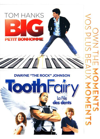 Big/Tooth Fairy (Double Feature) (Bilingual) DVD Movie