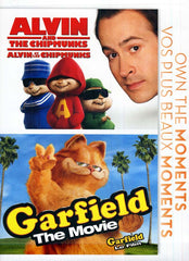 Alvin and the Chipmunks / Garfield: The Movie (Bilingual)