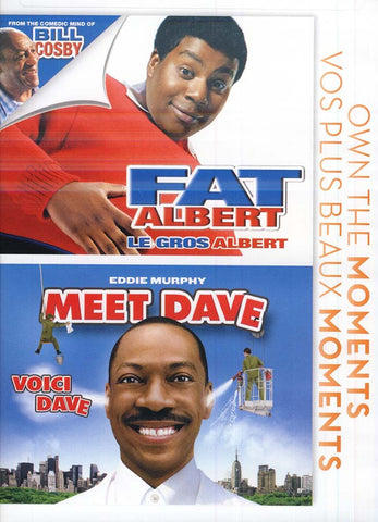 Fat Albert/Meet Dave (Double Feature) (Bilingual) DVD Movie