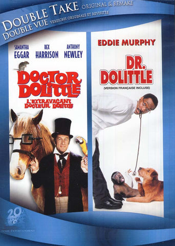 Doctor Dolittle (1967/1998) (Bilingual) DVD Movie