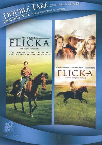 Flicka/My Friend Flicka (double feature) (Bilingual) DVD Movie