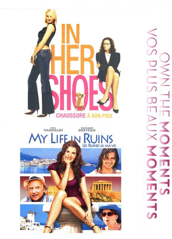 My Life In Ruins / In Her Shoes (Double Feature) (Bilingual) DVD Movie