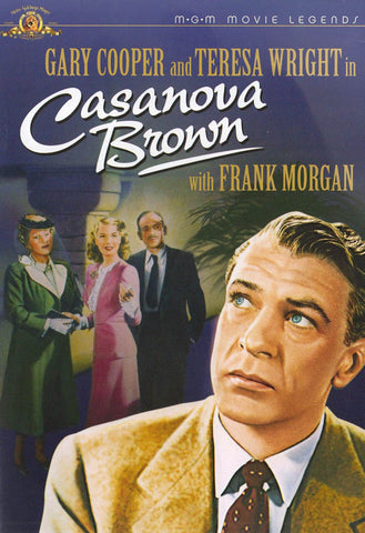 Casanova Brown (MGM) DVD Movie
