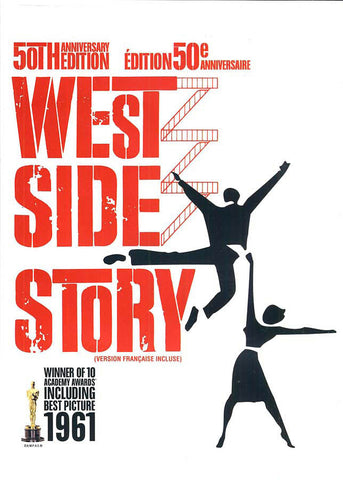 West Side Story (50th Anniversary edition)(Bilingual) DVD Movie