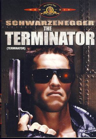 The Terminator (With Lenticular Cover)(Bilingual) DVD Movie