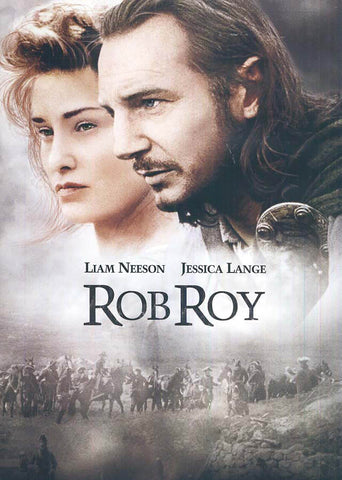 Rob Roy (Grey Cover) DVD Movie