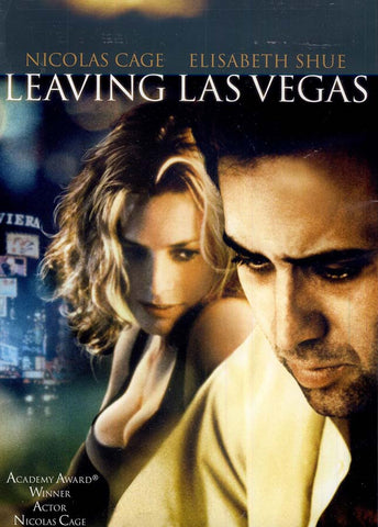 Leaving Las Vegas (New Cover) DVD Movie