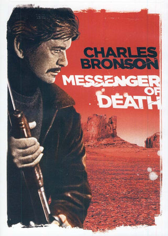 Messenger of Death (Red Cover) DVD Movie