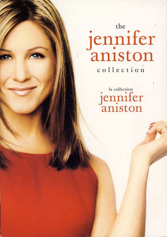Jennifer Aniston Celebrity Pack (Triple Feature) (Boxset) DVD Movie