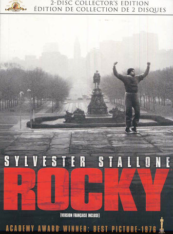 Rocky (2-Disc Collector's Edition)(Bilingual) DVD Movie