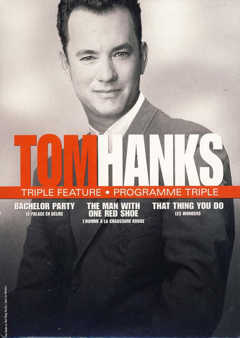 Tom Hanks (Triple Feature) (Bilingual) (Boxset) DVD Movie