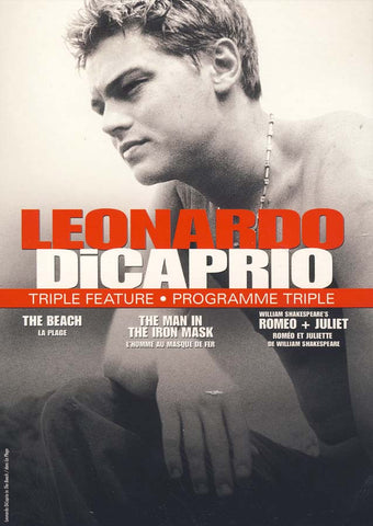 Leonardo DiCaprio (Triple Feature) (Bilingual) DVD Movie