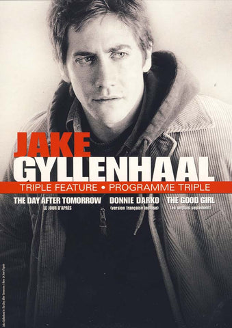 Jake Gyllenhaal Celebrity Pack (Triple Feature) (Bilingual) DVD Movie