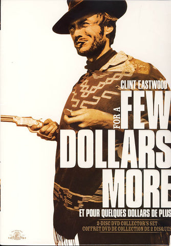 For A Few Dollars More (2-Disc Collector's Set)(Bilingual) DVD Movie