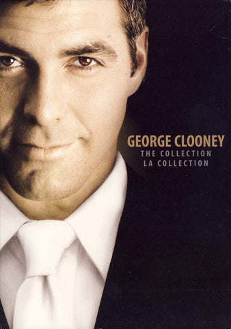 George Clooney - The Collection (Triple Feature) (Boxset) DVD Movie