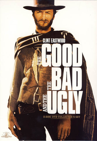 The Good, the Bad, and the Ugly - (Two-Disc Edition) DVD Movie