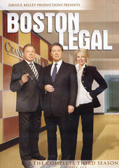 Boston Legal - Season Three (Boxset)